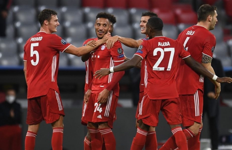 """Grupele Champions League. Rezultatele înregistrate în prima etapă! Bayern a """"distrus-o"""" pe Atletico, Real Madrid s-a făcut de râs cu Șahtior"""