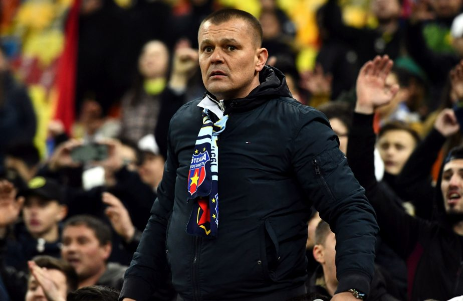 """Gheorghe Mustață a dezvăluit cum a intrat pe Ghencea și îi """"amenință"""" pe ultrașii din Peluza Sud: """"Data viitoare merg cu 20.000 de fani"""""""