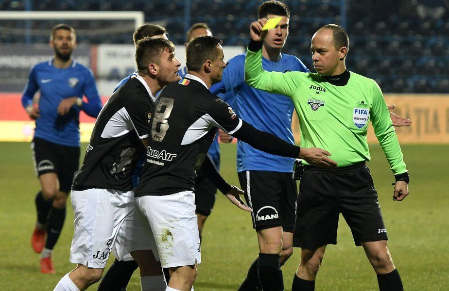"""""""Suspendarea este puțin cam aspră!"""" Mihalache stă 8 etape după ce l-a """"rupt"""" pe Koljic. Reacția fundașului lui Poli Iași"""