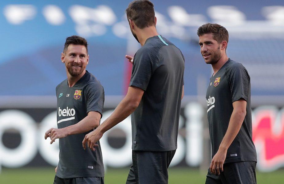 """Leo Messi continuă războiul cu Bartomeu și este susținut de alți """"grei"""" din vestiar. """"Ne-am simțit jigniți și dezamăgiți"""""""