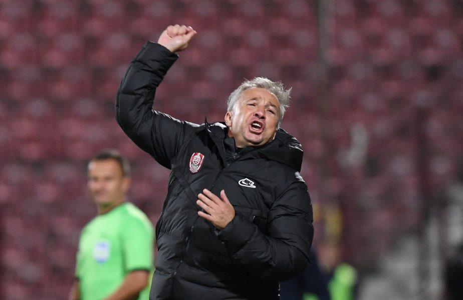 """CFR e lider, dar Petrescu nu e liniștit! Reacție surprinzătoare la adresa lui Deac: """"Nu sunt mulțumit de el!"""""""
