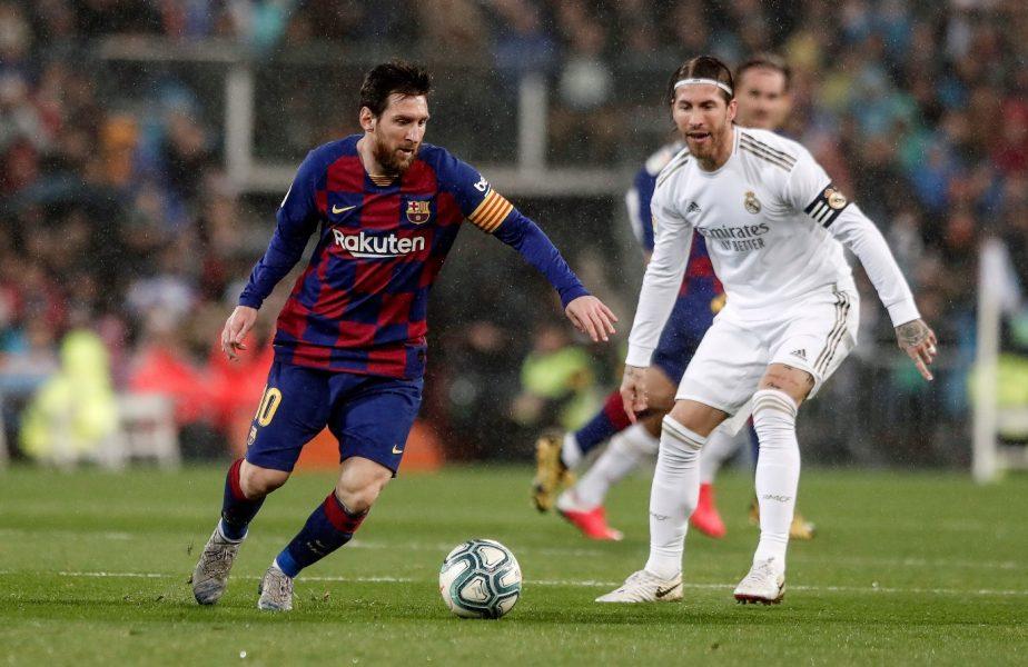 Barcelona – Real Madrid 1-3. Zidane își salvează postul! Realul, victorie uriașă pe Camp Nou. Messi, fără chef în El Clasico