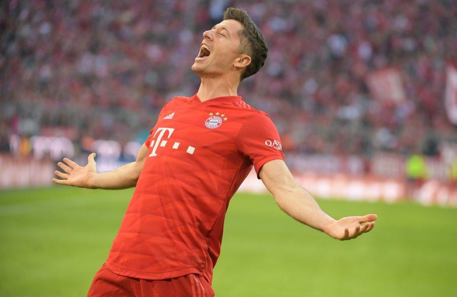 Lewandowski este un monstru! Recordul uluitor după ce a reușit să marcheze 3 goluri cu Eintracht