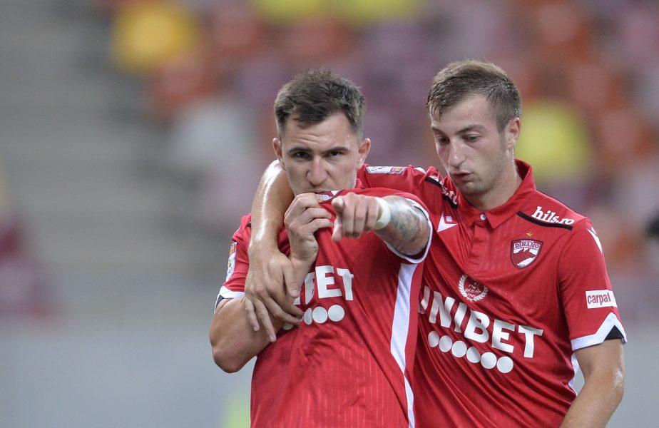 """Deian Sorescu poate prinde un transfer uriaș! """"Mai multe echipe din străinătate îl doresc."""" Anunțul făcut de Dinamo"""