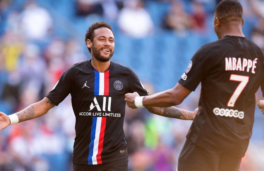 VIDEO | PSG a făcut show cu Dijon. Neymar și Mbappe au colaborat la un gol excepțional! Ce fază au creat starurile campioanei Franței!