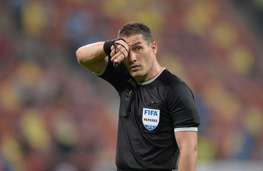 Istvan Kovacs, delegat la un meci tare din Champions League! O va arbitra chiar pe campioana Europei