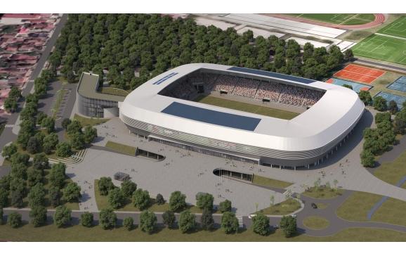 Fără echipă în fotbalul mare, dar cu stadion ultramodern! Ce oraș din România primește o arenă de peste 45 de milioane de euro