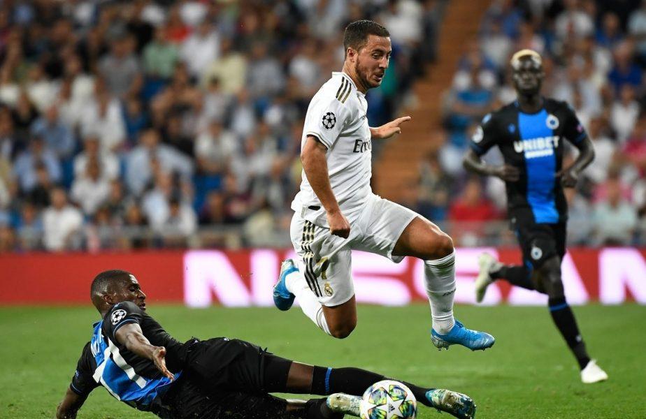 """""""Să nu ne Hazardăm, Eden!"""" Veștile bune continuă pentru Zidane. Belgianul lui Real, gata sa revină pe teren"""