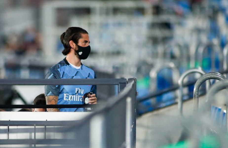 """Continuă problemele la Real Madrid? Zidane, contestat direct de Isco. """"Dacă trebuie să mă bage, o face în minutul 80""""."""