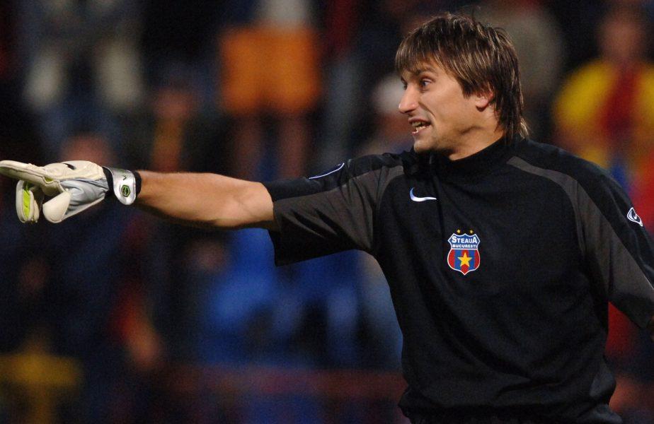 Vasili Hamutovski, fostul portar al FCSB-ului, a fost judecat în Belarus. Ce acuzații i s-au adus goalkeeper-ului