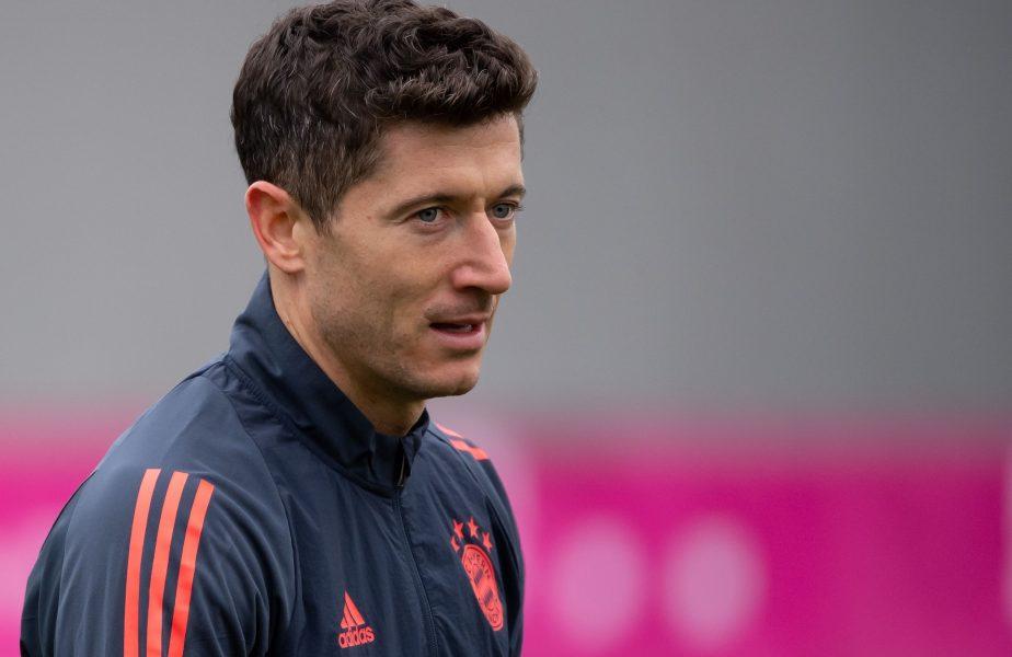 Robert Lewandowski și-a băgat în arest fostul impresar! Cu ce sumă a fost șantajată vedeta lui Bayern