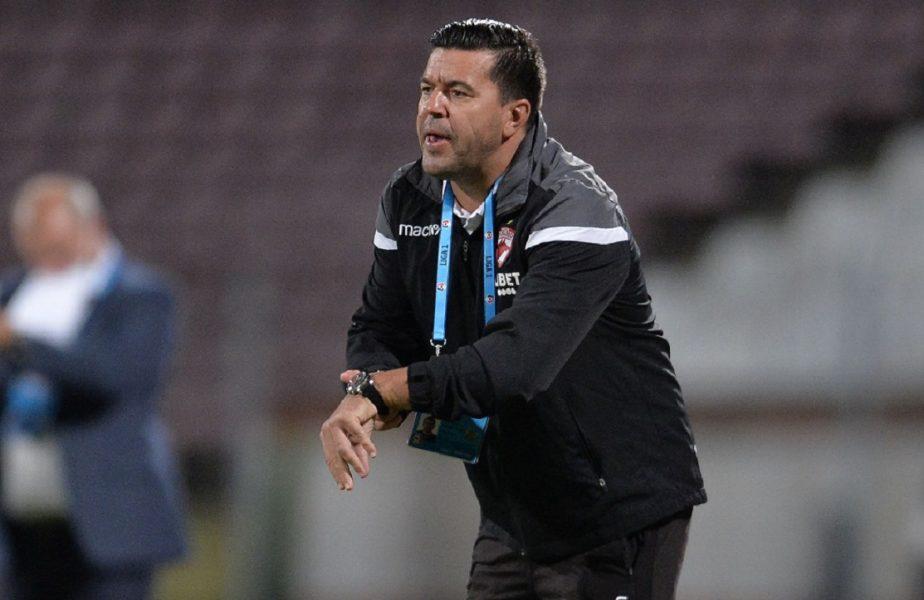 """Cosmin Contra se teme de ce e mai rău. """"Nu ştiu dacă este răbdare la Dinamo, să îl întrebaţi pe Pablo Cortacero!"""""""