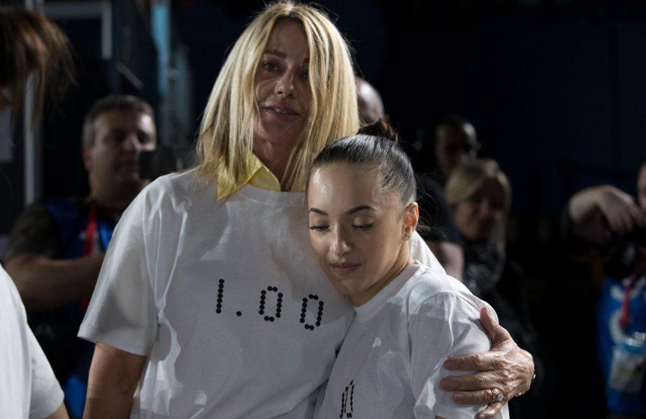 """Nadia Comăneci, mesaj emoționant după retragerea Larisei Iordache de la Jocurile Olimpice. """"Te iubim!"""""""