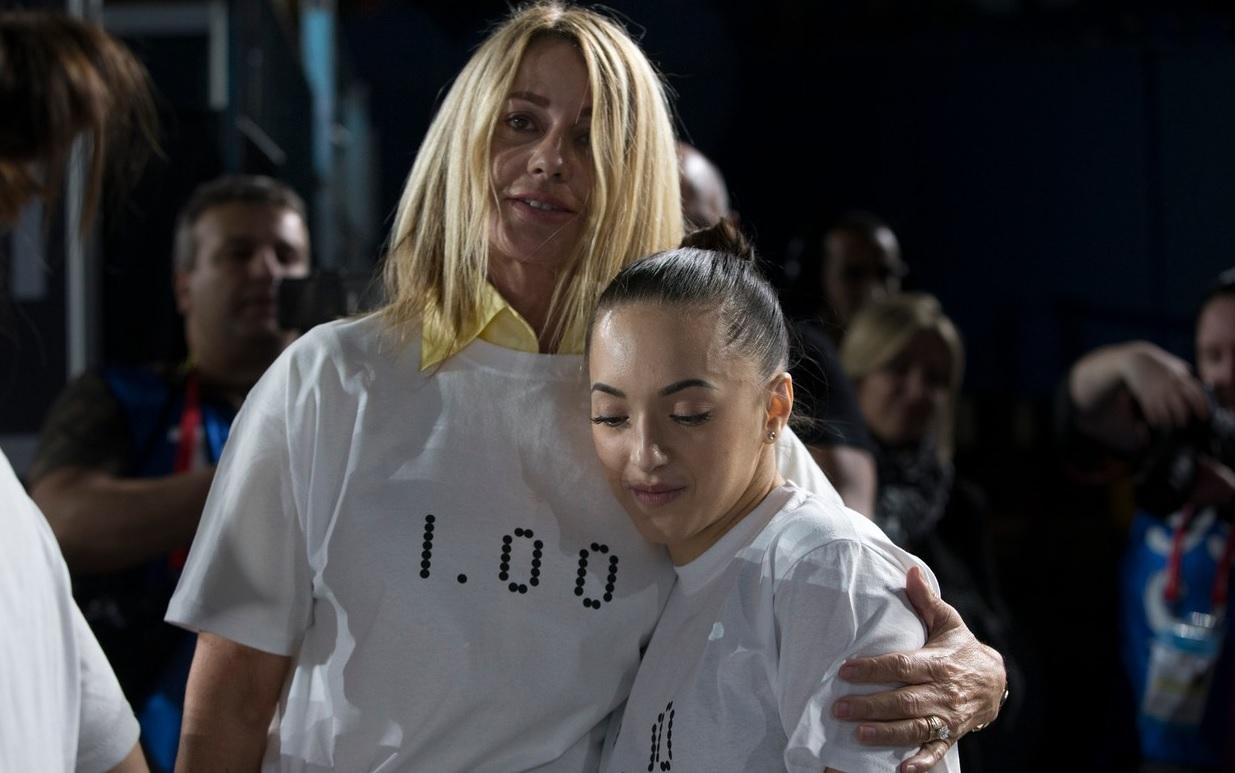 Nadia Comăneci, mesaj emoționant pentru Larisa Iordache