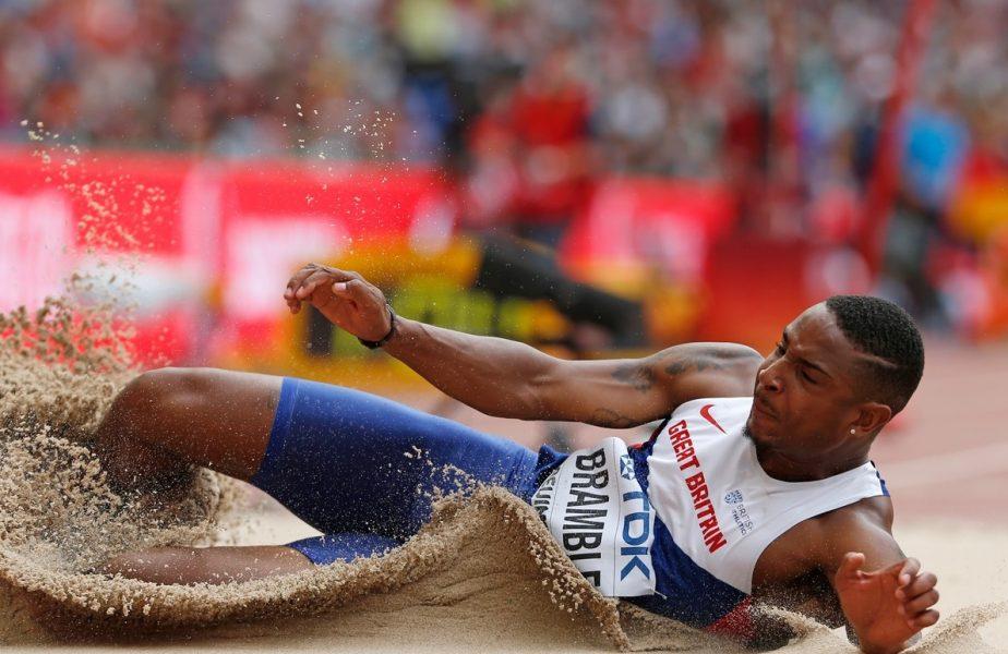 De la atlet la curier! Povestea lui Daniel Bramble, sportivul care a livrat colete pentru a ajunge la Olimpiada de la Tokyo