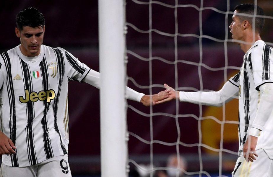 Nu AlVARo a făcut-o pe Juventus să piardă cu Barcelona. Gheorghe Hagi i-a simţit lipsa lui Cristiano Ronaldo!