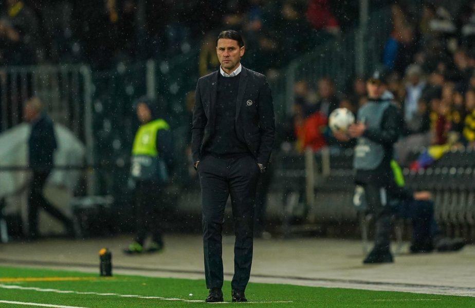"""""""Nu este uşor să îi învingi!"""" Care a fost marea temere a antrenorului de la Young Boys la meciul cu CFR Cluj"""