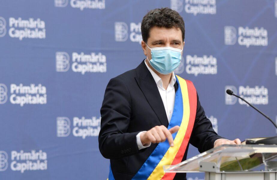 Anunţul făcut de Nicuşor Dan despre CSM Bucureşti după ce a fost ales primar al Capitalei