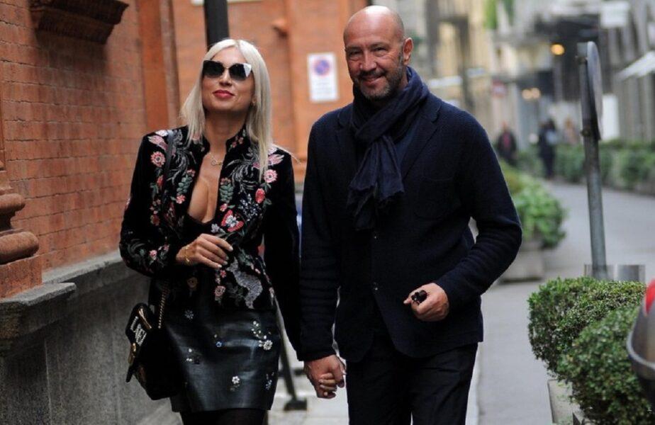 Raluca Zenga, schimbare de look în timpul divorţului de Walter. Decizia luată până să îşi împartă averea cu italianul