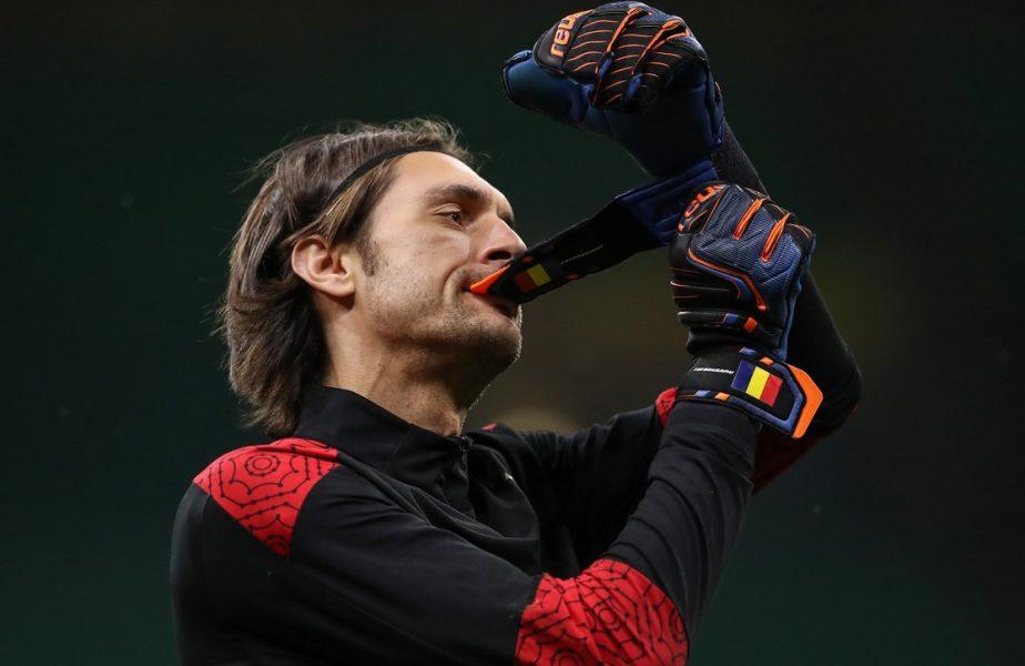 Mai apără Tătărușanu? Gianluigi Donnarumma a fost testat negativ și poate reveni la antrenamentele lui AC Milan