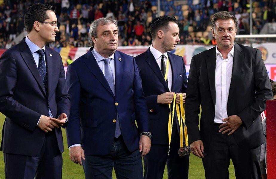 Kyros Vassaras le-a luat partea arbitrilor din Liga 1. De ce crede că nu ar trebui criticați atunci când greșesc