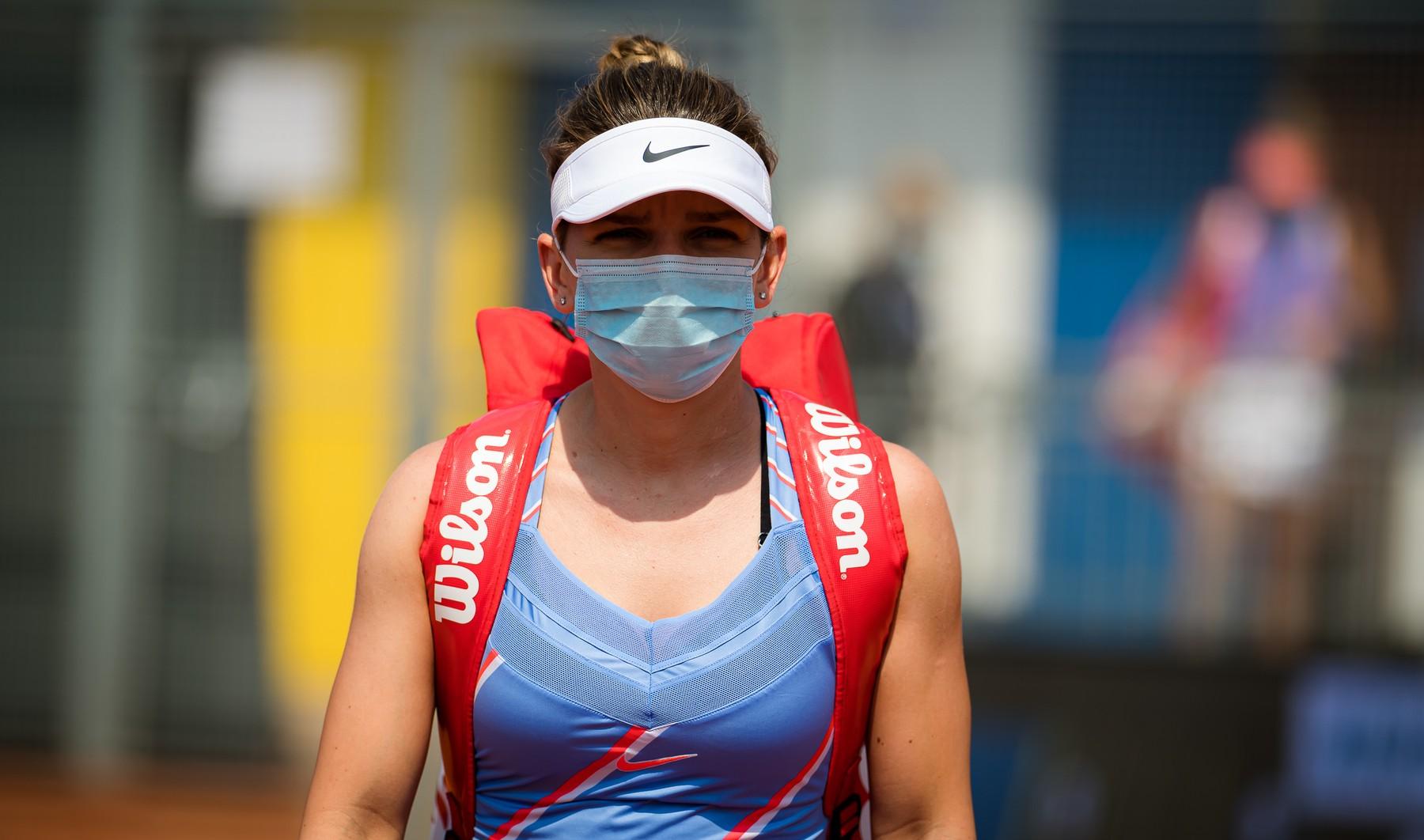 Simona Halep are coronavirus! Anunțul de ultimă oră făcut de constănțeancă. Cum se simte campioana noastră