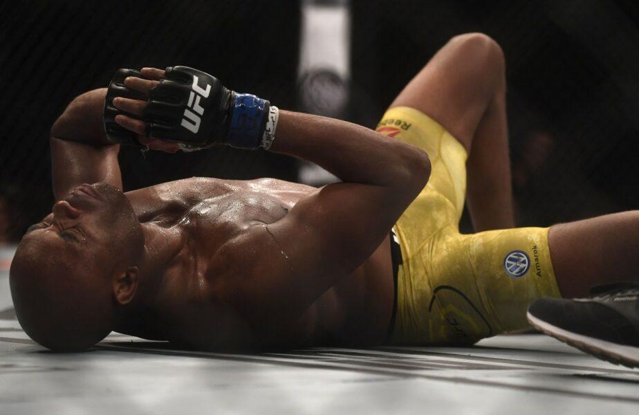 Anderson Silva, făcut KO la 45 de ani. Final dureros de carieră pentru unul dintre cei mai buni luptători din istorie