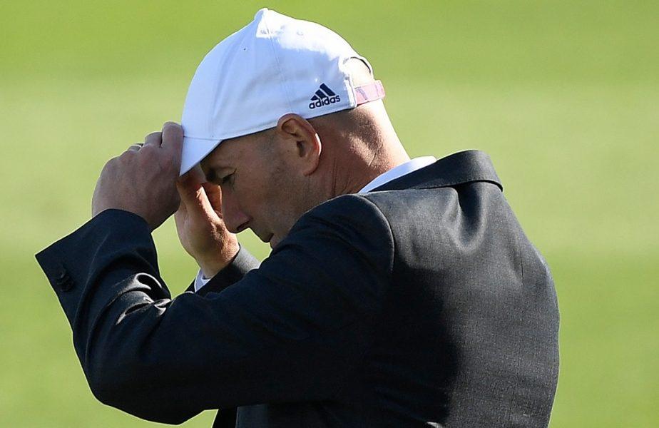 Test pozitiv de COVID-19 la Real Madrid! Zidane, emoții înaintea duelului cu Inter din Champions League