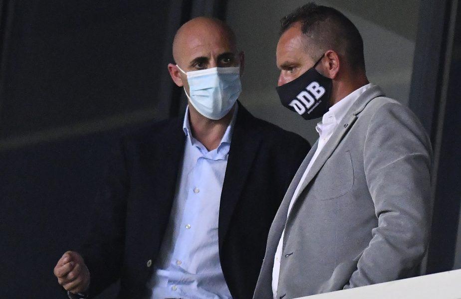 """""""Viejo Dinamo"""" se întoarce! """"Vin pe jos din America"""" Cine este gata să îi ia locul lui Marcos Rubino"""