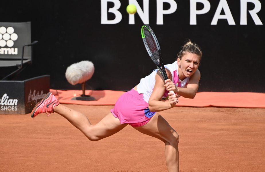 Genial! Simona Halep a comentat meciul ei de paradă din 2020! 5 minute de spectacol oferite de campioana noastră