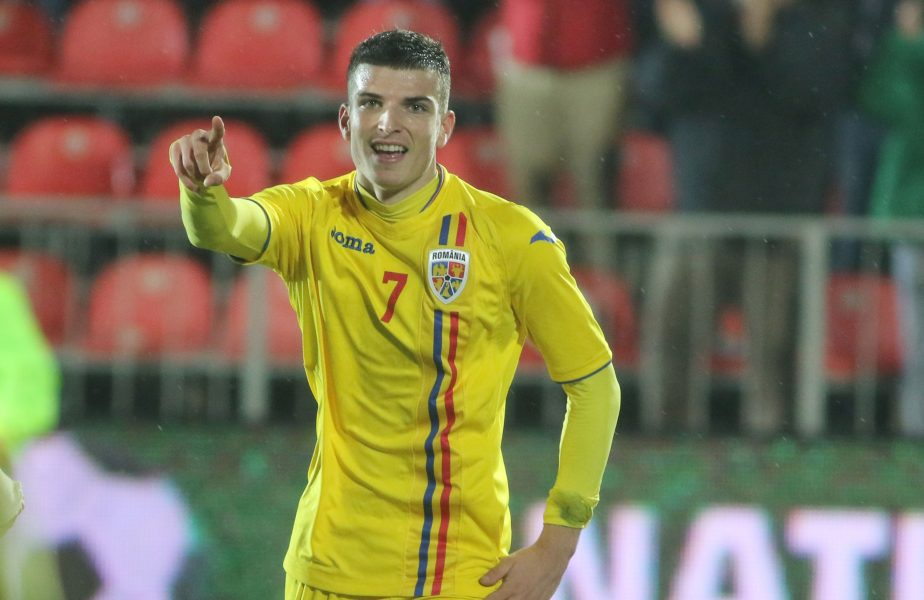 Valentin Mihăilă, în topul celor mai buni tineri fotbaliști ai lumii! Davies, Sancho și Ansu Fati, liderii generației următoare