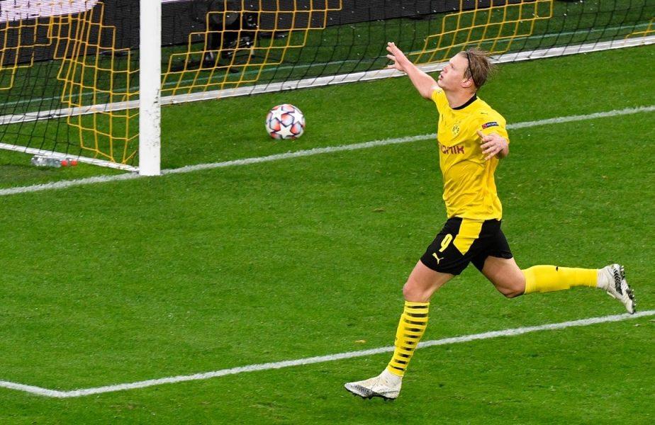 """Haaland, la Liverpool! Anunțul momentului vine din Germania. """"Robotul"""" norvegian, văzut drept starul următorilor zece ani"""