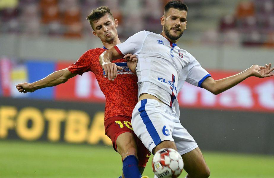 """Andrei Chindriș are COVID-19! """"Nu avem ce să facem"""". Cum se simte fundașul lui FC Botoșani"""