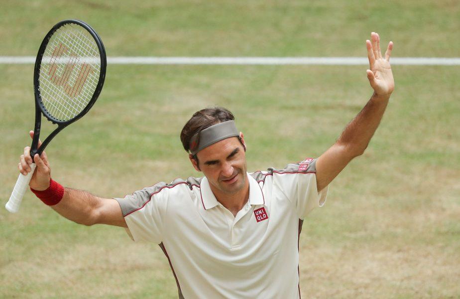 """Roger Federer a vorbit, din nou, despre momentul retragerii din tenis: """"Ştii că devin foarte furios?!"""""""