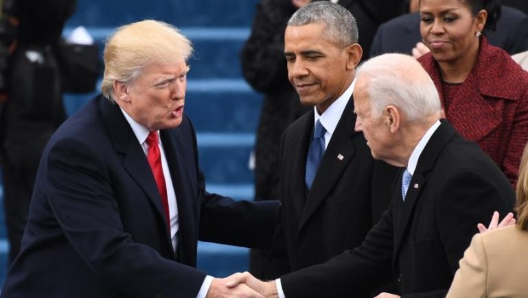 Donald Trump şi Joe Biden