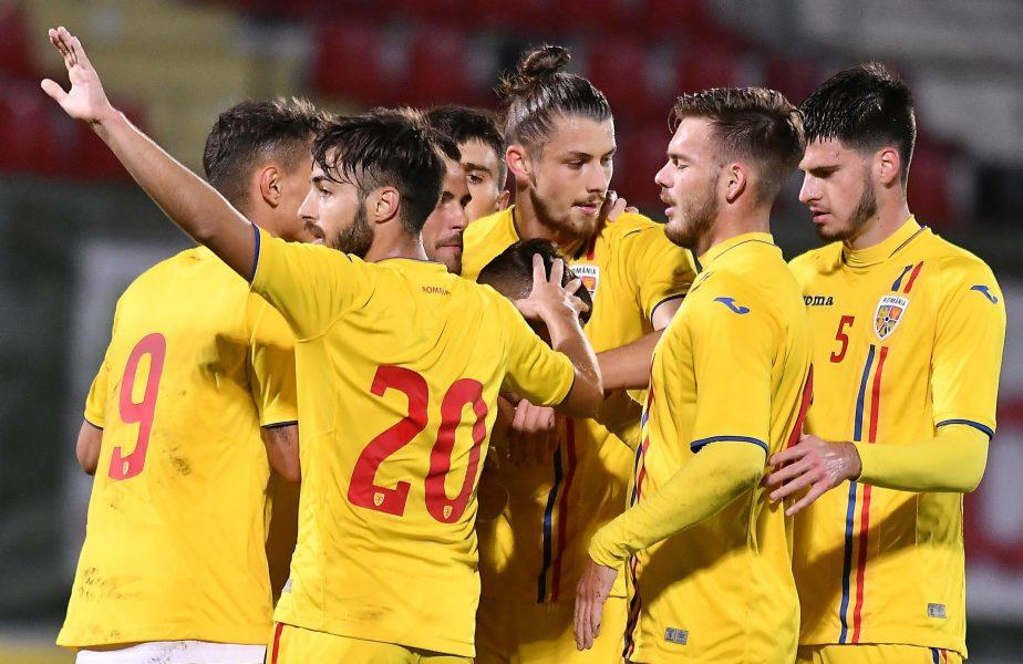 """Un pas până la calificare! Adi Mutu a anunțat lotul României U21. Cine sunt """"tricolorii mici"""" care se bat cu Danemarca"""