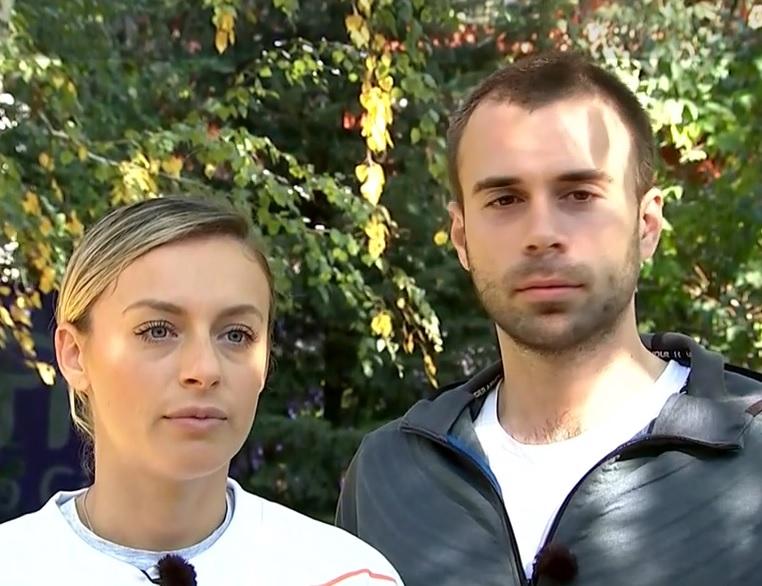 Simone Tempestini are covid, iar iubita lui, Ana Bogdan, s-a testat şi aşteaptă rezultatul