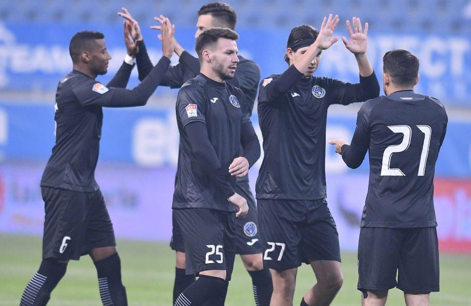 Astra – Clinceni 0-2. Revelația campionatului confirmă! Ilfovenii reușesc o victorie uriașă și urcă pe 4 în Liga 1