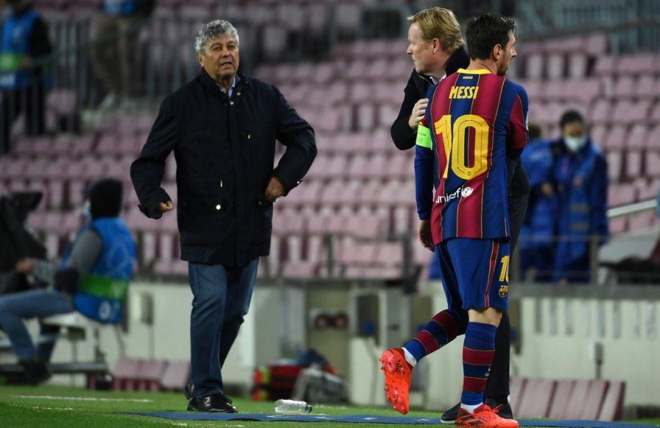 """Ronald Koeman şi-a pierdut răbdarea când a fost întrebat de Lionel Messi la conferinţa de presă. """"Nu cred că trebuie să mă repet!"""""""