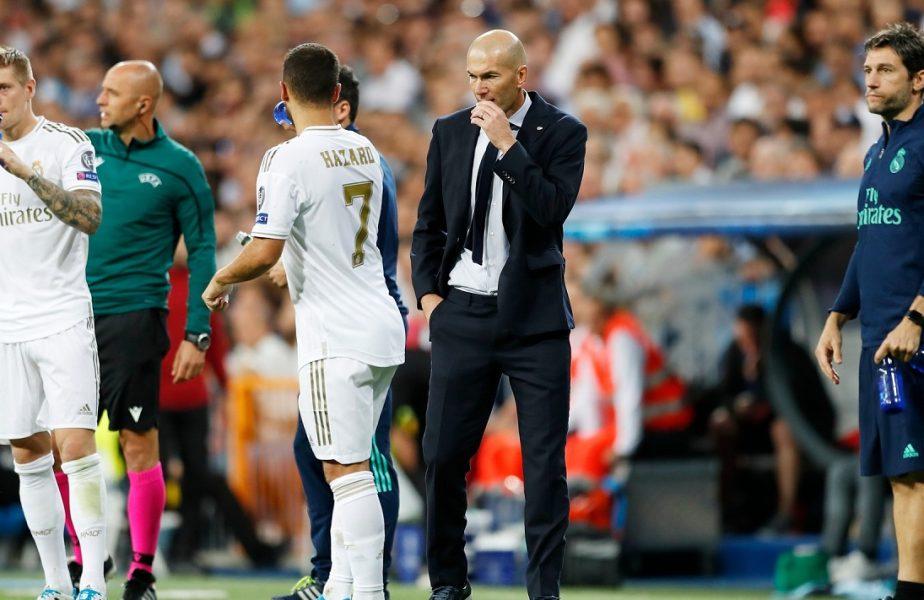 Real Madrid, lovită de pandemie. Doi jucători de bază au fost testați pozitiv. Reacția lui Zinedine Zidane