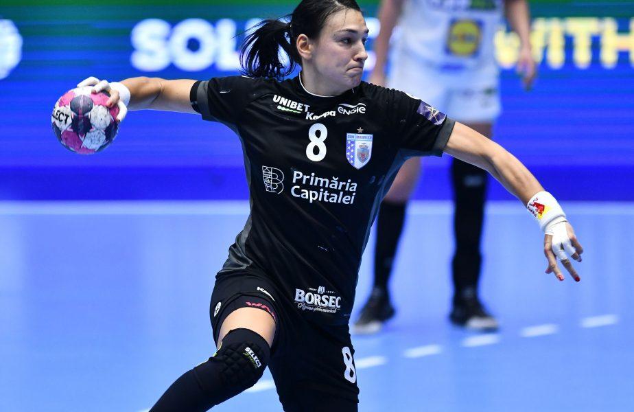 CSM Bucureşti, o nouă victorie în Liga Campionilor. Neagu a revenit după accidentare