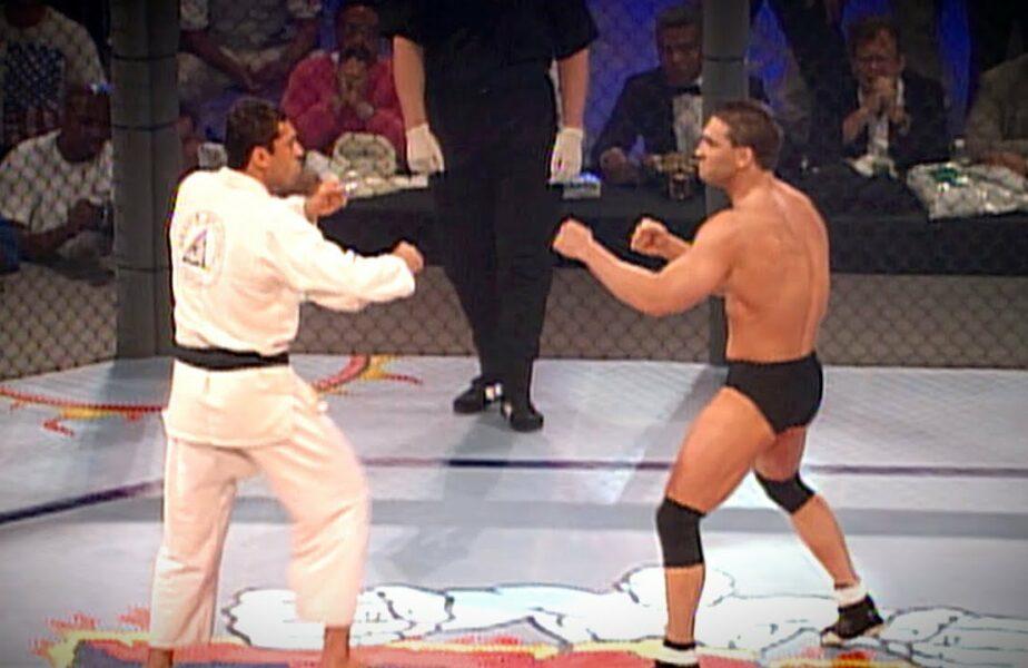 TOP 10 meciuri istorice din MMA, cu Florian Ceafalău! Locul 10 – Royce Gracie vs Gerard Gordeau