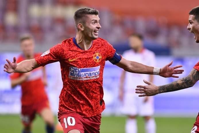 Florin Tănase, la FCSB