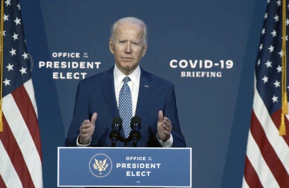Joe Biden, pregătit să ia o decizie fără precedent după ce a devenit preşedintele Statelor Unite