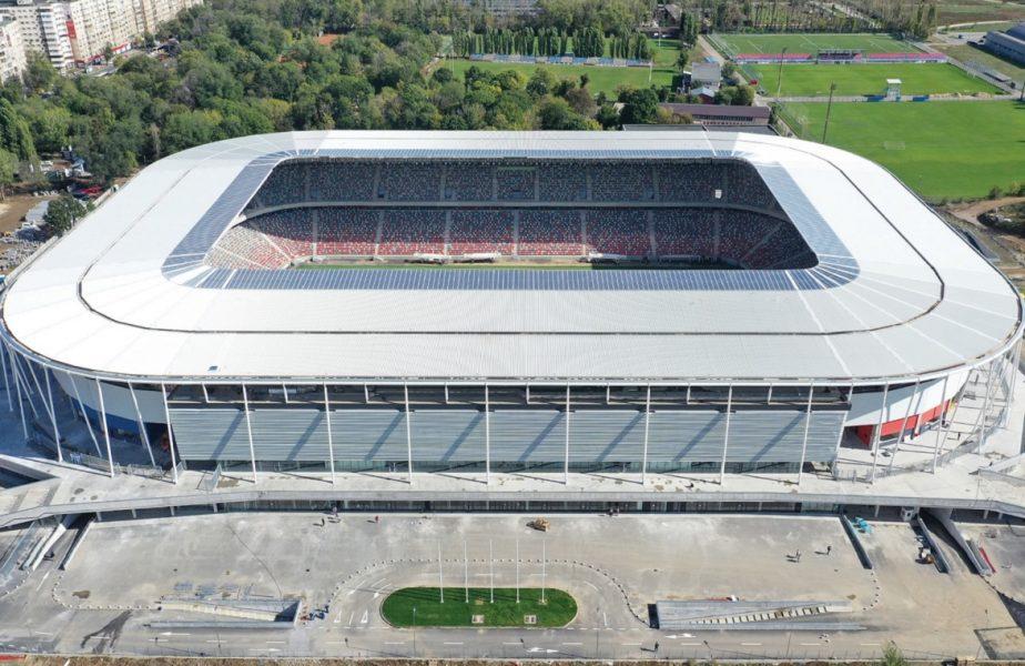 Veste uriaşă! Lucrările de la Stadionul Steaua şi Arcul de Triumf, pe punctul de a fi recepţionate. Anunţ de ultimă oră pentru fanii Rapidului!