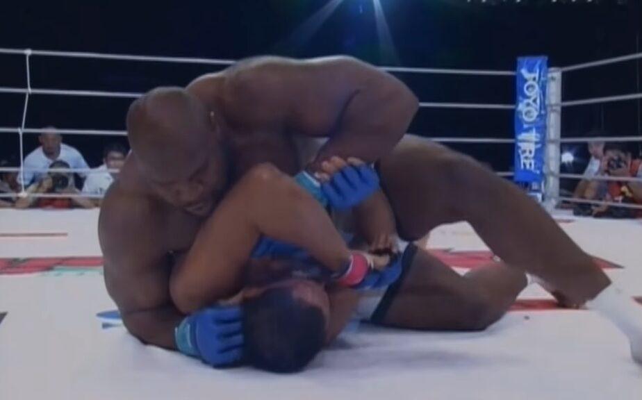 TOP 10 meciuri istorice din MMA, cu Florian Ceafalău! Locul 8 – Nogueira vs Bob Sapp