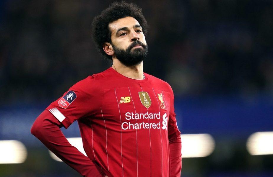 Continuă problemele pentru Liverpool. Mohamed Salah, depistat cu Covid-19! Cum se simte starul lui Klopp şi ce meciuri ratează
