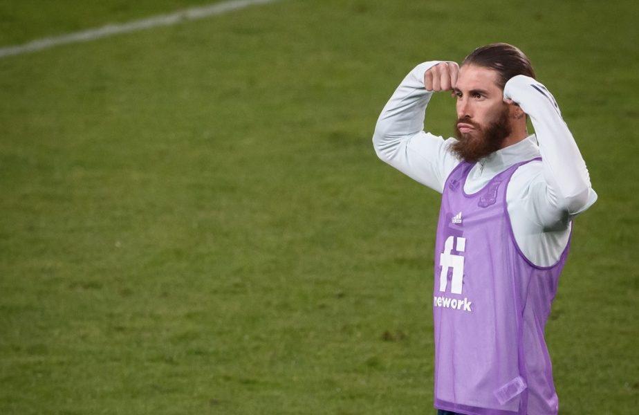 Sergio Ramos e URIAŞ: a devenit cel mai selecționat jucător din Europa. La selecţia 177, căpitanul Realului a ratat două penalty-uri