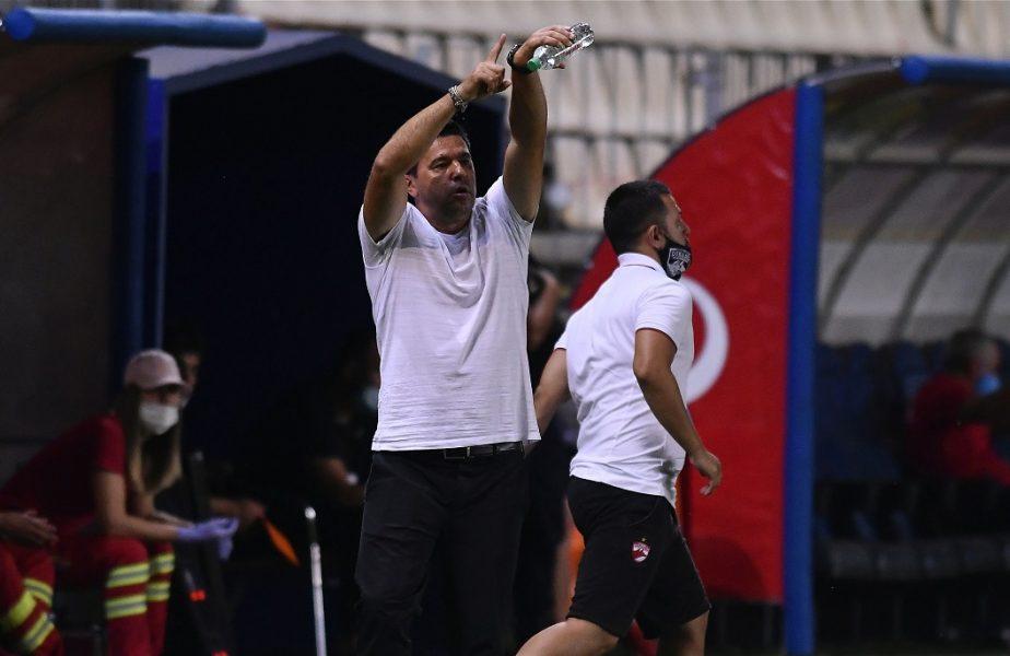 """Cosmin Contra, discurs de adio! Astăzi este Ziua Z la Dinamo. """"Guriță"""" îi bagă în ședință pe spanioli și ia în calcul să-și dea demisia!"""
