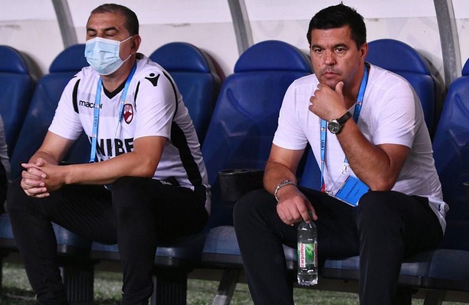 Negocierile lui Contra cu spaniolii au intrat în impas! Vrea să plece de la Dinamo, dar nu se înţelege la bani